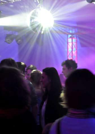Tanzparty mit DJ Greven
